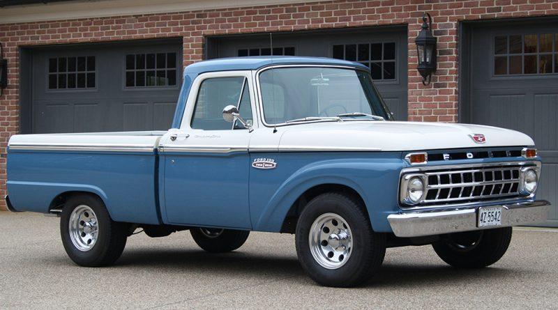 1965 Ford Styleside Custom Cab